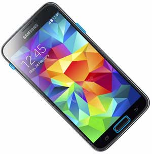 How to reset Samsung Galaxy S5 Plus