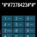 sony xperia unlock code