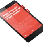 Xiaomi Redmi Note 2 hard reset