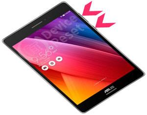 Asus ZenPad S 8.0 Z580CA hard reset