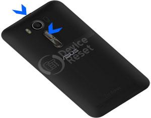 Asus Zenfone Max ZC550KL hard reset