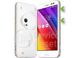 Asus Zenfone Zoom ZX551ML hard reset