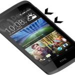 HTC Desire 326G Dual SIM hard reset