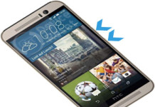 HTC One M9 hard reset