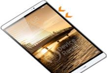 Huawei MediaPad M2 hard reset