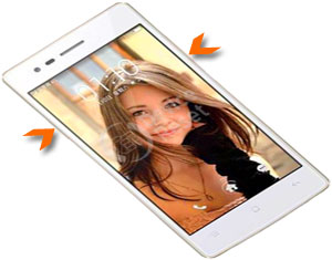 Oppo A31 hard reset