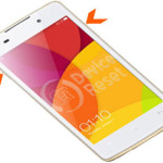 Oppo Joy Plus hard reset