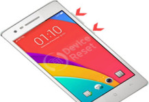 Oppo Mirror 3 hard reset