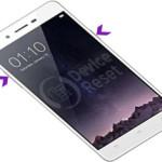Oppo Mirror 5 hard reset