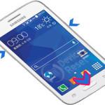 Samsung Galaxy Core Lite LTE hard reset