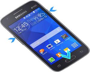 Samsung Galaxy S Duos 3 hard reset