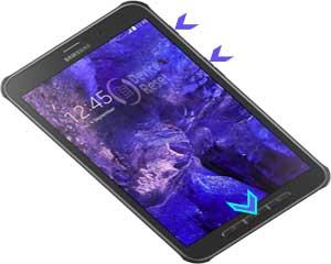 Samsung Galaxy Tab Active hard reset