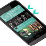 HTC Desire 520 hard reset