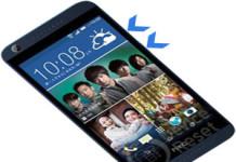 HTC Desire 626 hard reset