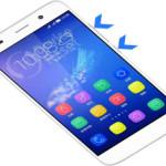 Huawei Honor 4A hard reset
