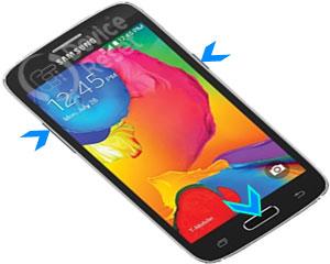 Samsung Galaxy Avant hard reset