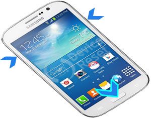 Samsung Galaxy Grand Neo hard reset