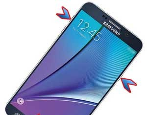 samsung galaxy note 5 hard reset