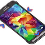 amsung galaxy s5 active hard reset
