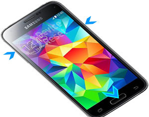 Samsung Galaxy S5 Mini hard reset