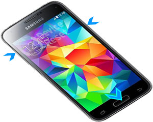 Samsung Galaxy S5 Mini hard reset
