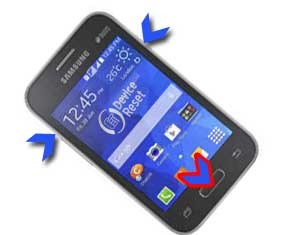 samsung galaxy star2 hard reset