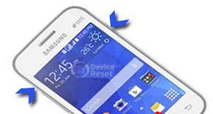 samsung galaxy young hard reset