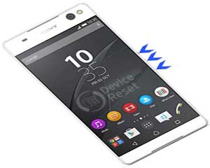 How To Hard Reset Sony Xperia C5 Ultra Without Flash Box