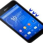 Sony Xperia E4G hard reset