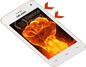 Celkon Q3K Power hard reset