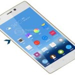 Gionee Elife S5.5 hard reset