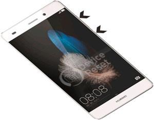 Huawei P8lite ALE-L04 hard reset