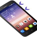 Huawei Y625 hard reset