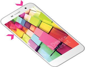 Intex Aqua 4G Plus hard reset