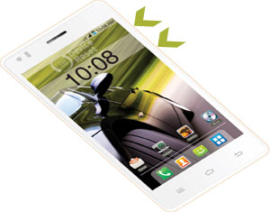 Intex Aqua Speed hard reset
