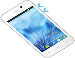 Lava Iris Fuel F1 Mini hard reset