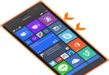 Nokia Lumia 730 hard reset
