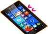 Microsoft Lumia 435 hard reset