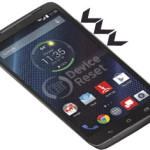 Motorola DROID Turbo hard reset