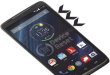 Motorola DROID Turbo hard reset