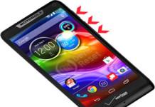 Motorola Luge hard reset