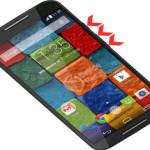 Motorola Moto X (2nd Gen) hard reset