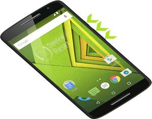 Motorola Moto X Play hard reset