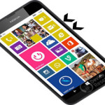 Nokia Lumia 638 hard reset
