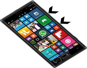 Nokia Lumia 830 hard reset