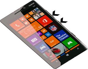 Nokia Lumia 930 hard reset
