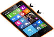Nokia X2 hard reset