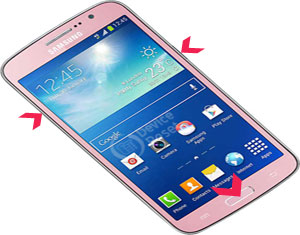 Samsung Galaxy Grand 2 hard reset
