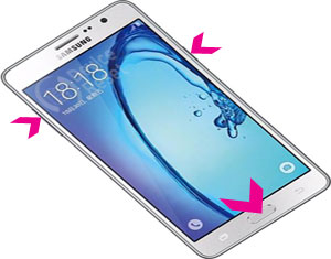How To Hard Reset Samsung Galaxy On7