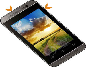 Spice Smart Flo 359 (Mi-359) hard Reset